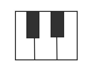 【ピアノ独学】ドレミの鍵盤が「たった1秒」でわかる方法は!?【初心者】